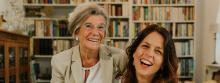 Levensecht Helene Esmeijer en Ruth Stoorvogel
